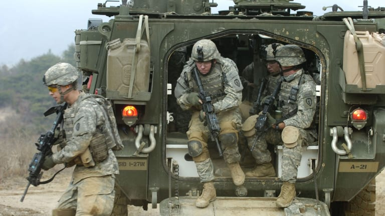 Army Infantry to Fire Soldier-Mounted Laser Weapons