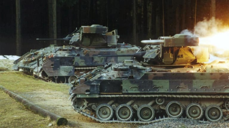 The Army Wants to Replace the M-2 Bradley Fighting Vehicle with a 'Robot'