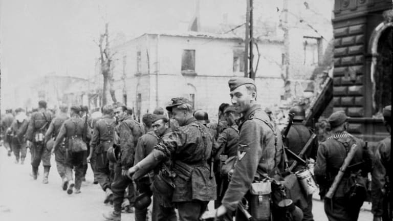 The Wehrmacht Considered the Waffen S.S. to Be Poor Soldiers