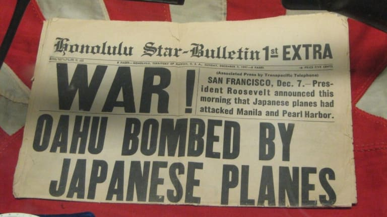 What If Japan Had Never Attacked Pearl Harbor?