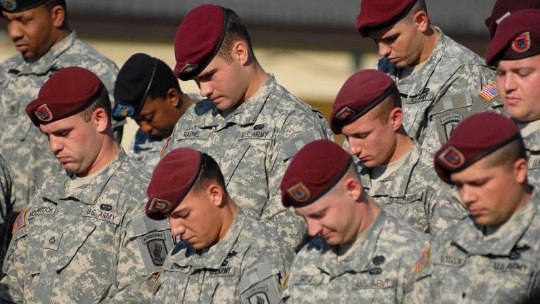 "New LAND WAR MAVEN Column: ""Saving Heroes"" - Protecting Veterans"