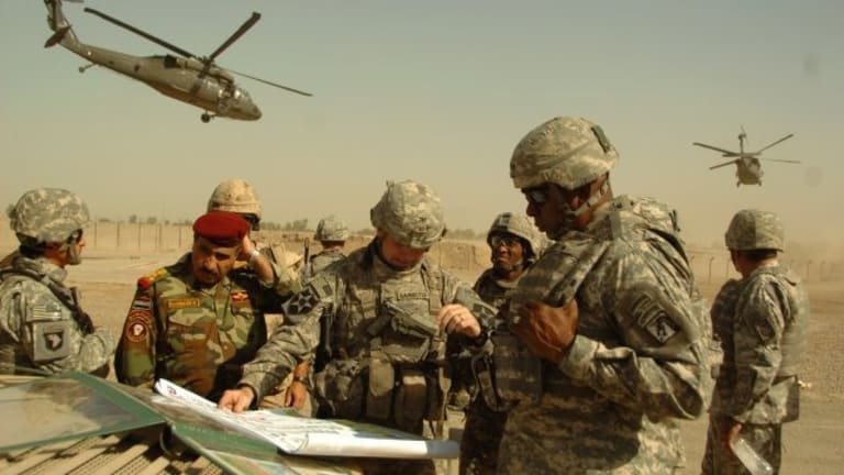 Army Accelerates Upgraded Intel Data-Base to War