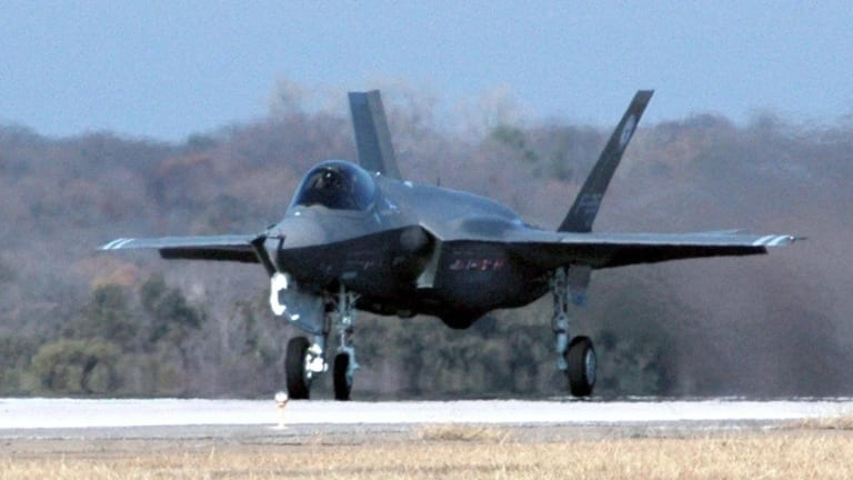China Says it Can Track and Destroy U.S. F-35s & F-22s