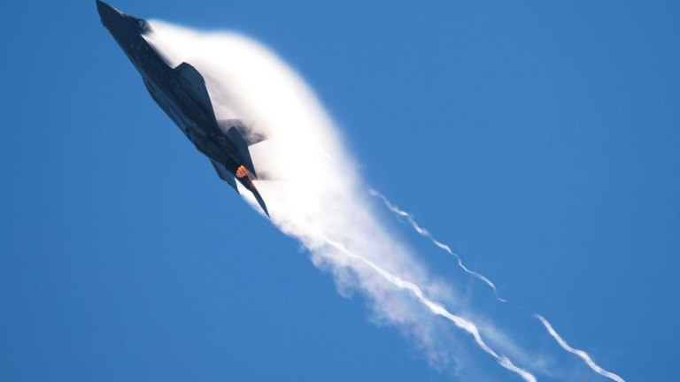 Why the F-35 Is Actually Three Different Fighter Jets
