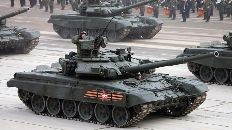Could Russia's T-90 Beat America's Best Tank in Battle?