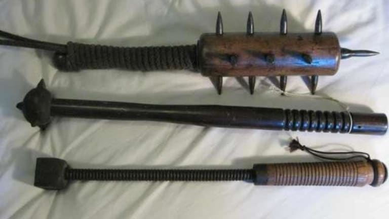 The Trench Club: An Essential Weapon of The Great War
