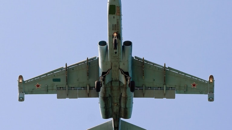 Russia's Su-25 Is Moscow's Very Own 'A-10' Style Tank Killer