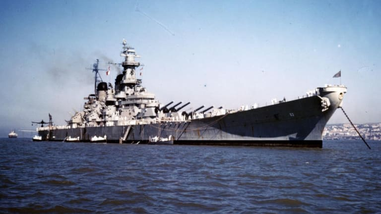 This is the Most Famous Battleship of All Time