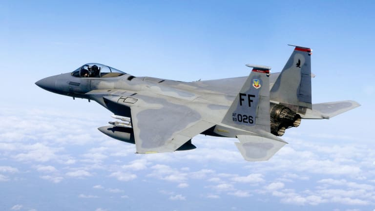 Air Force, Industry Support Logistics for Massive Saudi F-15 Buy