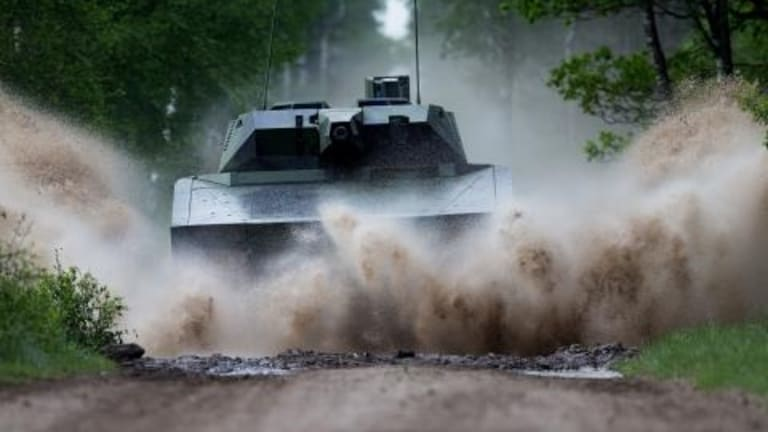 """Army Considers German-Built Future Infantry Fighting Vehicle - The New """"Lynx"""""""
