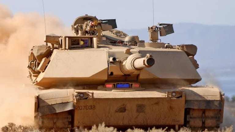 Tanks, Attack Helicopters to Get New High-Resolution Attack Sensors