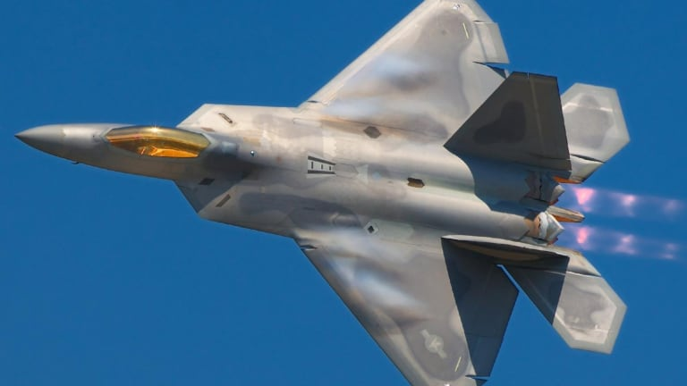 Why an F-22 vs. F-35 'Dogfight' Is Not What You Think
