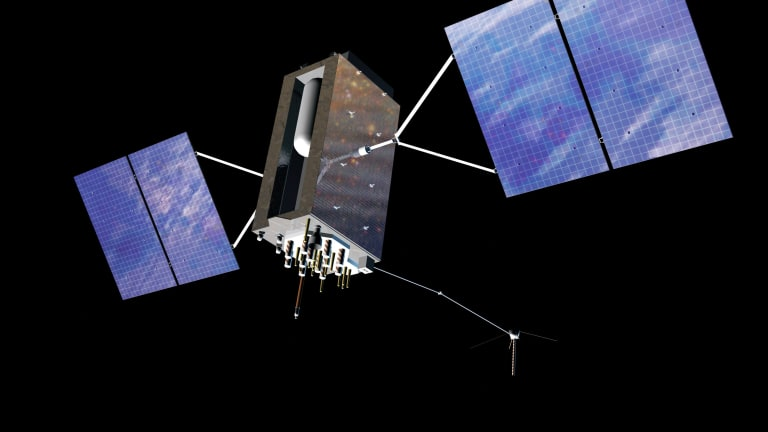 """Air Force to Launch New """"Hardened"""" War Satellite by 2022"""