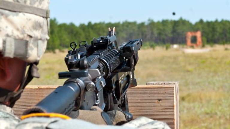 Heckler & Koch Makes Deadly Firearms, but Their Grenade Launchers Are Legendary