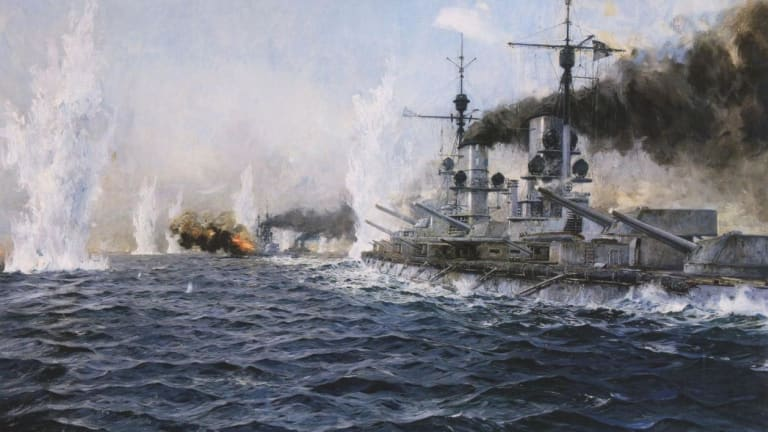 The Five Deadliest Naval Clashes Ever Fought By Battleships