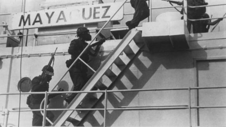Lessons Learned From 1975 Mayaguez Incident