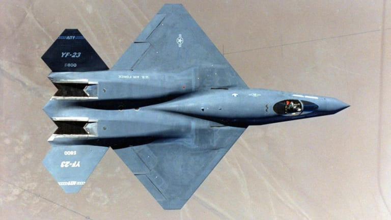 X-32 and F-23: The Fighter Jets That Could Have Replaced the F-35 and F-22