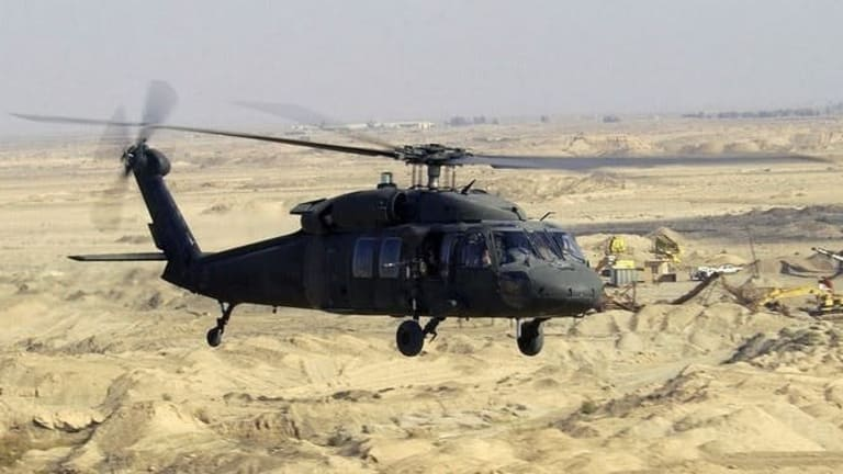 The Technologies of the Top Special Operations Helicopter