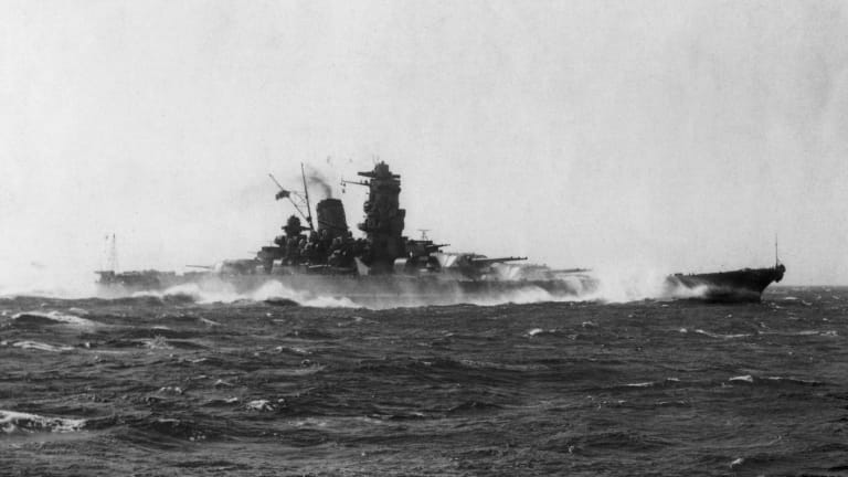 How the Biggest and Baddest Battleship Ever Sunk