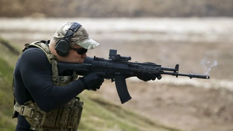 What Happened With the Russian AK-12 Rifle?
