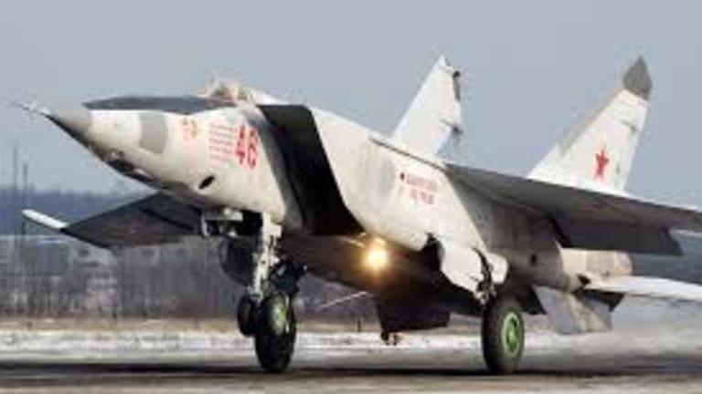 A Soviet Fighter Plane's Tragic Error Brought Us Google Maps