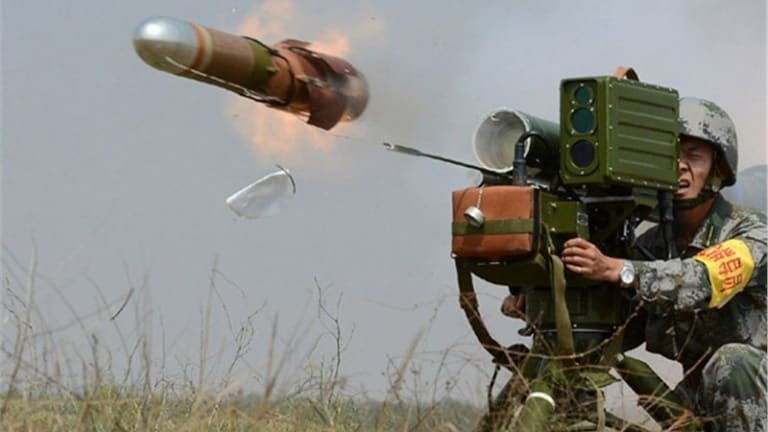 New AI-Enabled Sensors Can Find Source of Attacking RPG, Anti-Tank Missile Fire