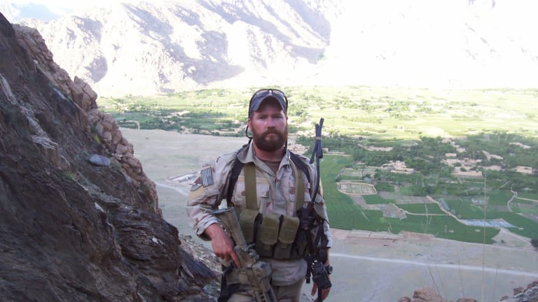 Famous Green Beret - Announces Congress Bid