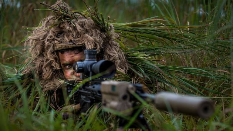 This is the Grueling Training the Army Uses to Turn Soldiers into Snipers