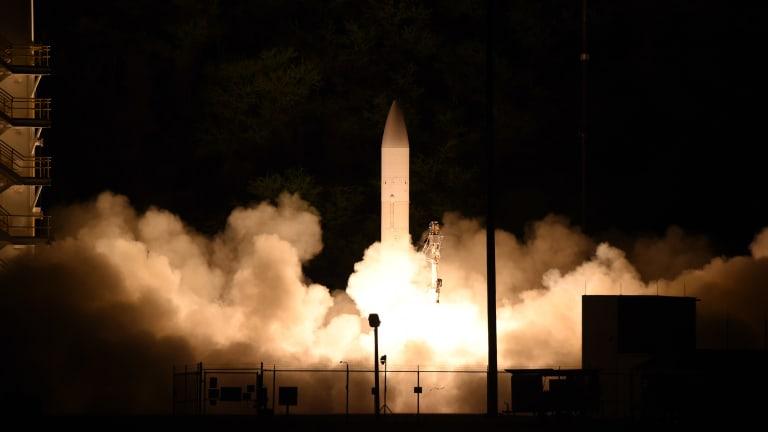 Pentagon Pursues Semi-Autonomous Hypersonic Weapons