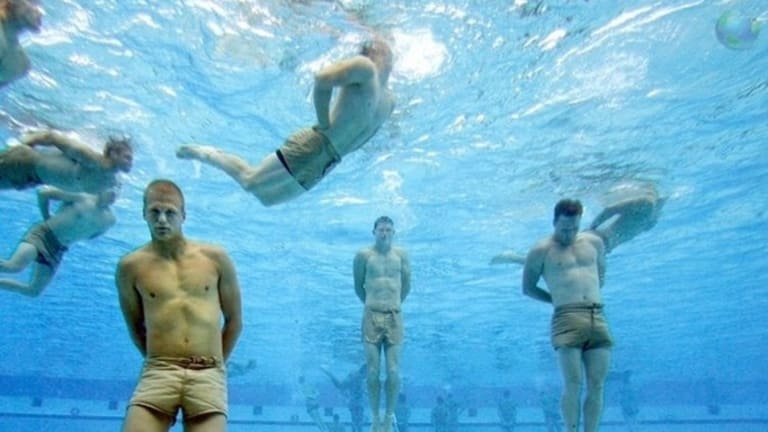 These Are the 5 Swim Challenges Navy SEAL Candidates Must Pass