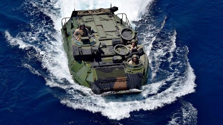 "Navy, Marine Corps, Coast Guard Write New ""Crisis Response"" Warfare Strategy"
