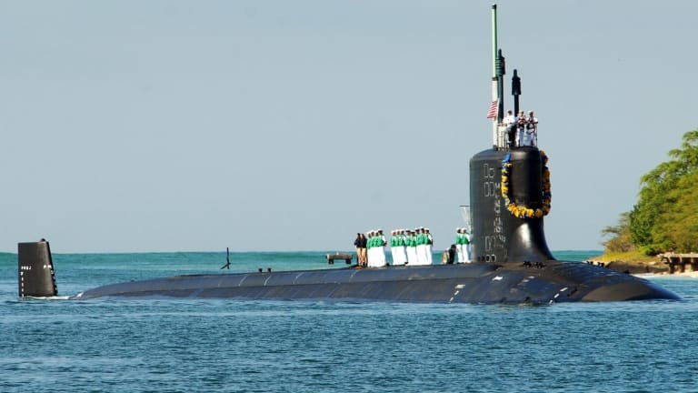 This New Navy Submarine Is Built to Take on Russia