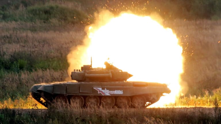 Game Changers: 5 Killer Military Weapons That Arrived in 2017