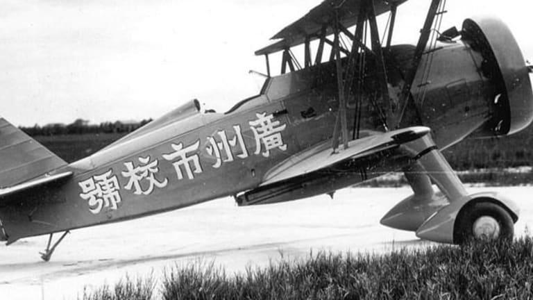 Arthur Chin Was America's First World War II Ace