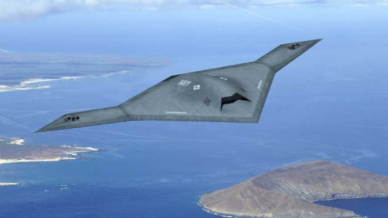 Navy Should Bring Back a Stealthy Carrier-Launched Maritime Attack Drone