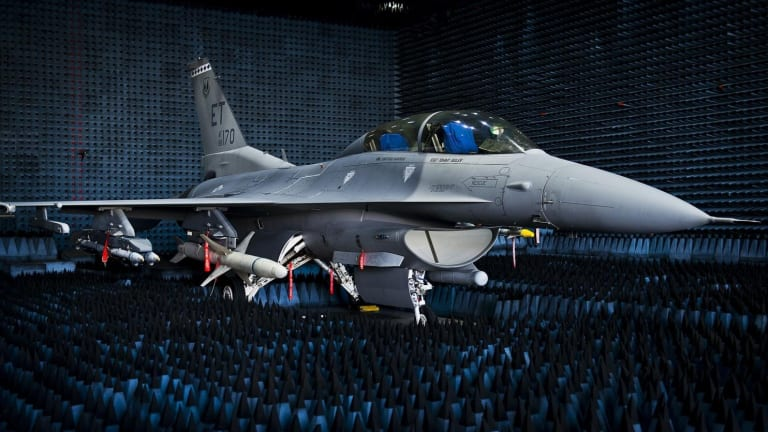F-22 'DNA': Why Lockheed Martin's New F-16 Block 70 Could Be Dangerous