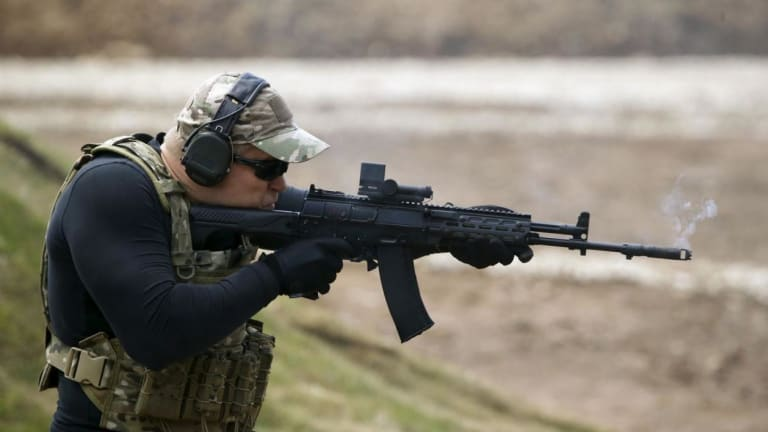Could the AK-12 and AK-15 Beat out the Legendary AK-47?