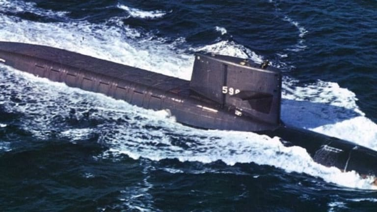 A Soviet Nuke Attack Could Have Cut Off U.S. Missile Submarines