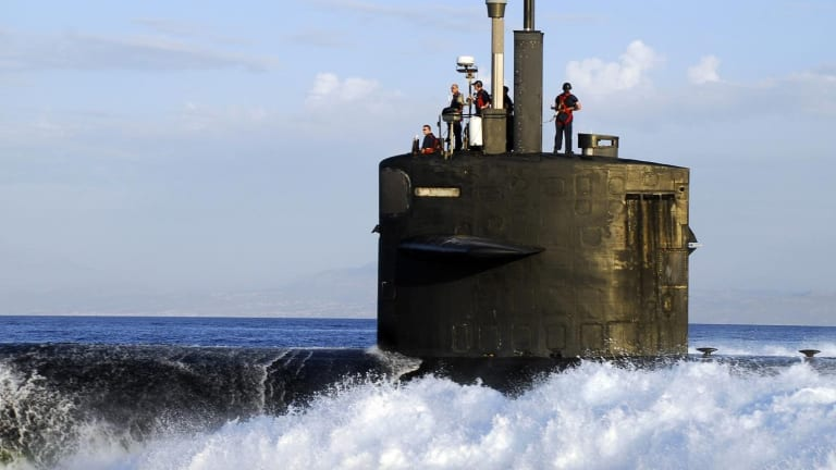 The Navy Has a Big Problem: Not Enough Attack Submarines