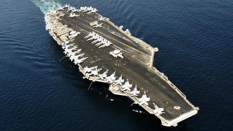 How Naval War Between U.S. and Iran Could Look