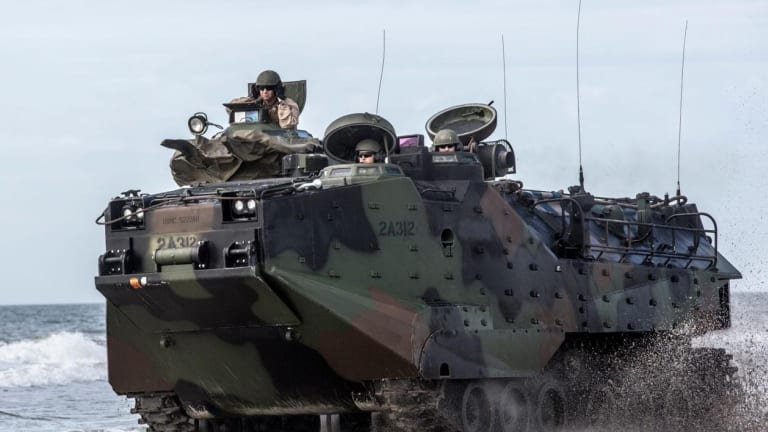Is the U.S. Military Considering an Amphibious Assault Against Iran?