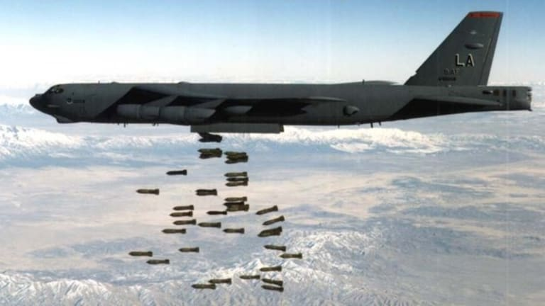 B-52 Bomber is Leaving the Middle East After a Record-Breaking Run Against ISIS
