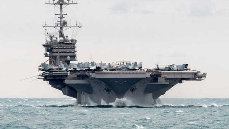 5 Potential Problems With Next-Generation Aircraft Carriers