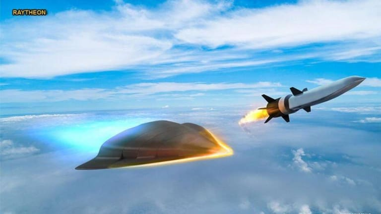 Air Force Research Lab Works on Next-Gen Hypersonic Weapons for 2040