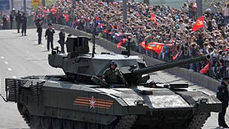 This Is What the Russian Army Will Look Like in 2030