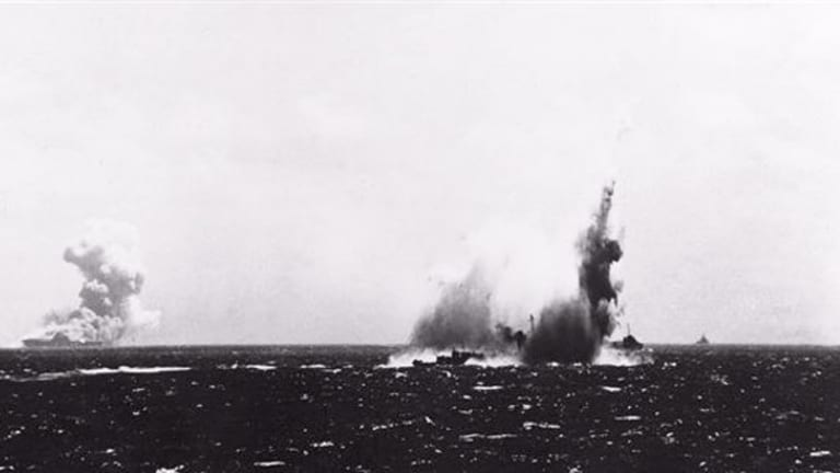 The Most Devastating Submarine Attack of WWII