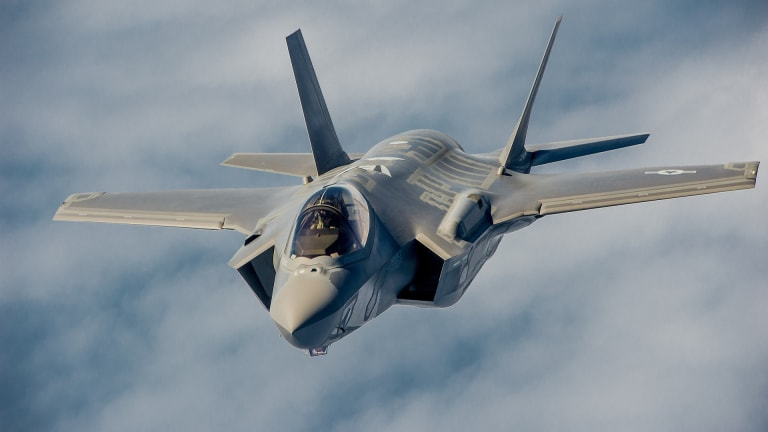 With F-35s Receiving Technical Upgrades, NATO Positions Them For War