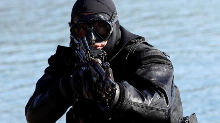 Yes, Russia Built Underwater Rifles