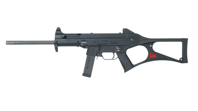 H&K USC .45 Carbine is the Pistol Version of the Universal Submachine Gun