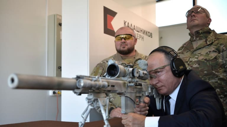 The Russian Army Will Soon Receive This New Sniper Rifle